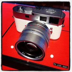 Leica M9-P White  Love.
