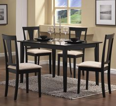 Dining Room Table And Chairs Under 100