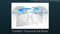 Conflict, Trauma and the Brain Trauma Therapy, Human Services, Ptsd, Integrity, Brain, Healing, Artwork, The Brain, Work Of Art