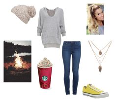 """""""Untitled #75"""" by lotsolove-1 on Polyvore featuring Paige Denim, Project Social T, Converse and prAna"""