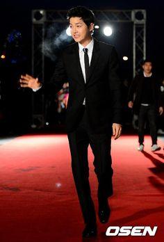 Song Joong Ki at K-Drama Star Awards