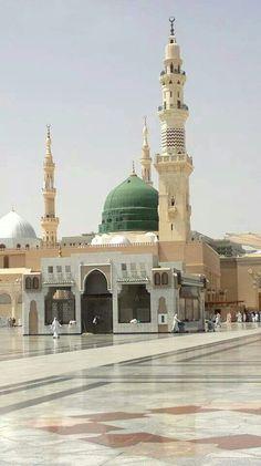 Medina  mescid-i nebevi