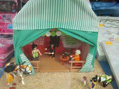 Caseta Playmobil  La Feria de Abril de Sevilla   2012