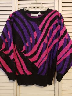 Pastel Pattern Silk Bomber Jacket  Vintage Retro 80s 90s  Mens Womens Unisex Small Medium Large  Green Purple Pink Abstract Pattern