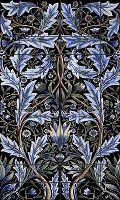 Membland Tile Mural