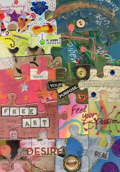 THE 2015 ART THERAPY + HAPPINESS PROJECT