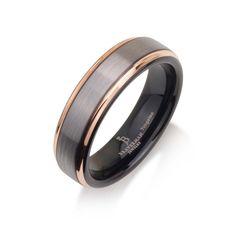 #Tungsten #Wedding #Band #Set #Tungsten #Ring #Men's #Tungsten | Etsy #Gunmetal #Tungsten #Gunmetal #Ring #Black #Tungsten #Rose #Gold #Ring #Rose #Gold #Tungsten #Women's #Ring #Gunmetal #Rose #Gold #Gunmetal #8mm #Rose #Gold #Gunmetal #Tungsten #Rose #Gold #Gunnmetal #Ring #Tungsten #Set Tungsten Wedding Bands, Ring Engagement, Times New Roman, Infinity Knot Ring, Black Tungsten Rings, Wedding Band Sets, Wedding Rings, Men Rings, Anillo De Compromiso