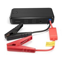 RAVPower 500A Peak Current Portable Car Jump Starter Power Bank for $35.99
