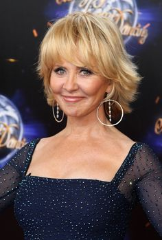 Lulu - BBC One Strictly Come Dancing 2011