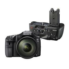 The Sony Alpha A77 II Wi-Fi Digital SLR Camera is a fast-focusing A-mount APS-C DSLR. It features a BIONZ X image processor and the new wide-coverage phase detection autofocus system with 79 AF points...