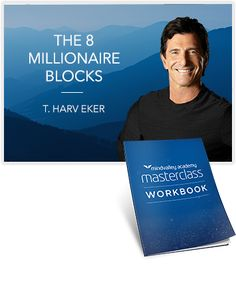 Join T. Harv Eker in our next upcoming Masterclass on Mindvalley Academy