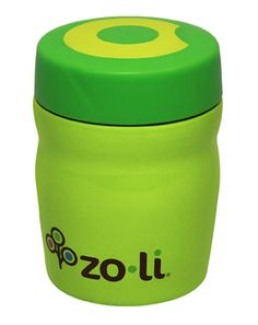 Zoli insulated lunch containers come in great colors and work fabulously. Thermos has competition!