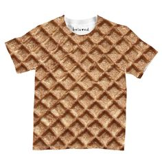 Waffle Kids Tee by Beloved Shirts