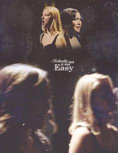#Glee - Santana & Brittany