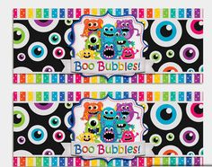 bubbles wrappers