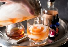 Gojee - The Perfect Old Fashioned by Fresh and Foodie
