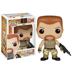 Abraham - Walking Dead Season 5 - Pop! Vinyl Figure