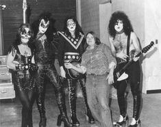 Vinnie Vincent, Eric Carr, Peter Criss, Kiss Pictures, Kiss Photo, Paul Stanley, Ace Frehley, Hot Band, Gene Simmons