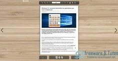 Anyflip : un bel outil pour créer des livres interactifs   Freewares   Veille…