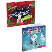 /** Priceshoppers.fr **/ Astrapi c'est Noël et CD Les contes d'hiver