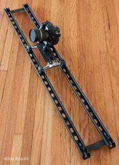 DIY camera dolly #cameraequipment