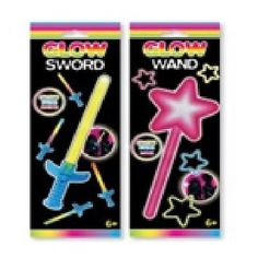 Kids-Party-GLOW-STICKS-Glow-in-the-Dark-Sword-And-Glow-Star-Party-Bag-Fillers
