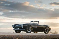 1959 BMW 507 | BMW | 507 | classic cars | classic BMWs | sunset photos