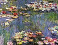Claude Monet: Water-Lilies - 1914