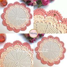 Mix, Doilies, Crochet Earrings, Bunny, Crochet Circles, Crochet Pillow Covers, Crochet Ornaments, Place Mats, Tejidos