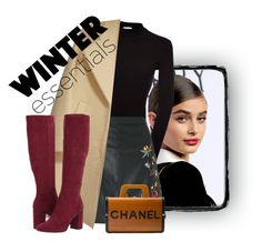 """Winter essentials"" by arzuyalhi on Polyvore featuring Miss Selfridge, Kenneth Cole and Chanel"