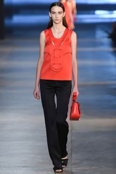 Christopher Kane Fall 2015 RTW Runway – Vogue