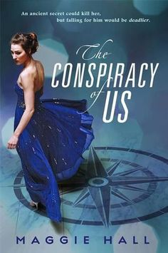 The Conspiracy of Us - Maggie Hall, pb redesign