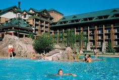 Disney's Wilderness Lodge, - My Favorite resort on property!