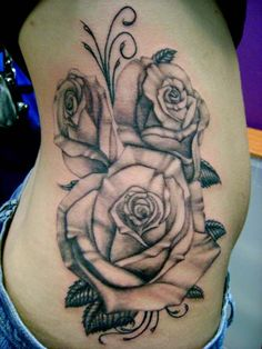 rosen schwarz wei wassertropfen arm tattoo pinterest tattoos. Black Bedroom Furniture Sets. Home Design Ideas