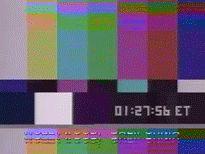 gif VHS glitch art Glitich