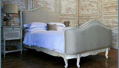 10 camas tapizadas estilo luis XV / 10 Louis XV upholstered beds | Bohemian and Chic