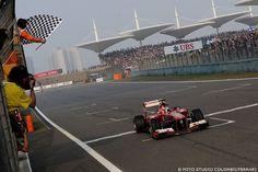 Qui Maranello: in Cina quattro trionfi per la Ferrari