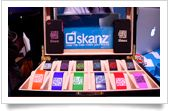 Skanz - Site lets you share your world!