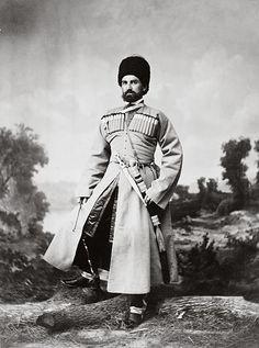 Circassian: Istanbul 1865 | Photographium | Historic Photo Archive