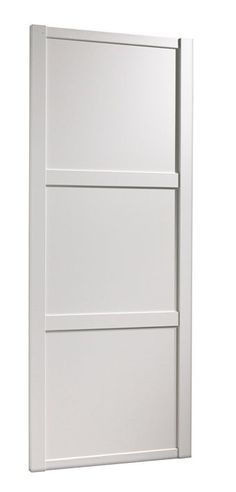 Traditional White Sliding Wardrobe Door (H)2.22 M (W)610 mm | Rooms | DIY at B&Q