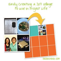 Steph's sharing a handy trick for getting even MORE photos in a 3x4 spot in the Project Life app, or whatever you use for your #mobilememorykeeping!