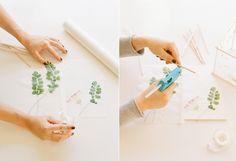 Φτιάξτε εκπληκτικά φαναράκια απο ρυζόχαρτο και αποξηραμένα φύλλα. | Φτιάξτο…