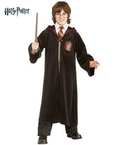 A member of the Gryffindor household, Harry Potter is seen as noble for showing relentless bravery, courage, and his ability to love others, often placing himself into life-threatening altercations to protect the lives of others.The Harry Potter Robe is the perfect costume robe that will definitely turn heads and drop jaws no matter where you go