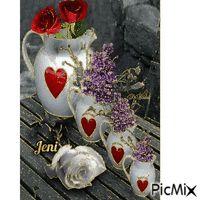 Gif! Picmix Gif, Random Gif, Floral, Flowers, Royal Icing Flowers, Flower, Flower, Florals, Blossoms