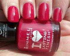 Rimmel - Cranberry Zest