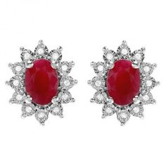 This page describes the Ruby Diamond Earring. A description of the the Ruby is provided. This page also explains where rubies come from. This page also provides between good quality and lower quality ruby gems. http://mydiamondearring.com/ruby-diamond-earring-stunning-color