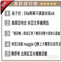 晚間最夯星評新聞-2014.10.30