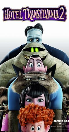 Movies free hotel transylvania Similarthe hotel transylvania franchise consists of two theatrical films produced by. Sony pictures animation has booked hotel transylvania. 2015 Movies, New Movies, Movies To Watch, Good Movies, Movies Online, Cartoon Movies, Hotel Transylvania Party, Transylvania Dracula, Cinema Online