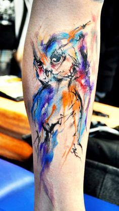 Tattoo Artist - Lukas Musil MUSA - animal tattoo | www.worldtattoogallery.com