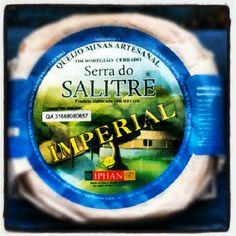 queijo minas tradicional, patrimônio tombado. Orgulho delicioso ! #queijo #cheese #iphan #minasgerais #brazil